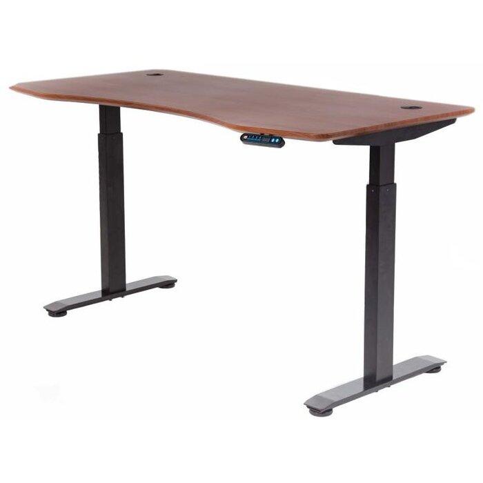 manager height adjustable standing desk