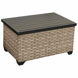 Patio Storage Coffee Table