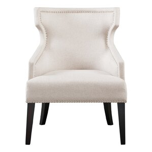 Everett Wingback Chair by ..