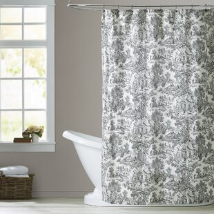Gatineau Cotton Toile Shower Curtain
