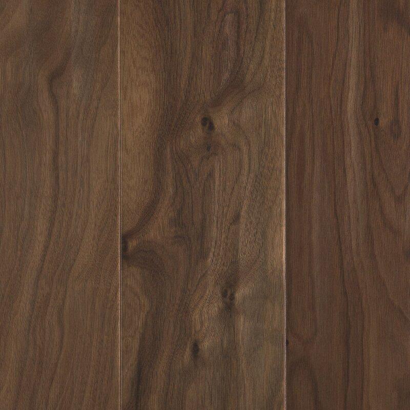 Mohawk Brogandale 5 Engineered Walnut Hardwood Flooring In Natural