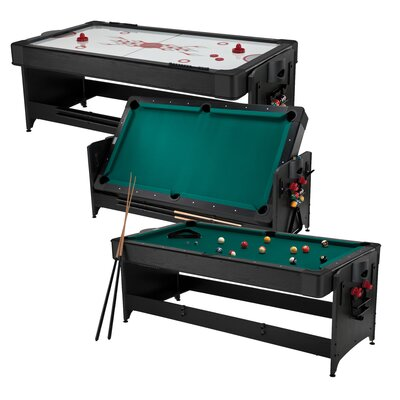 Hathaway Games Park Avenue Piece Pool Table Combo Set - Pool table movers mesa az