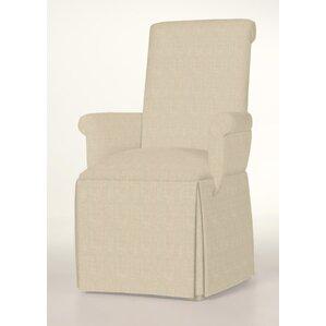Arvidson Skirted Arm Chair..