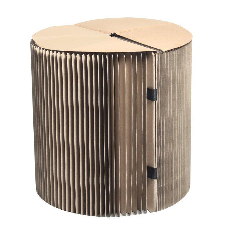 Portable Paper Stool  sc 1 st  Wayfair & Innova Imports Portable Paper Stool u0026 Reviews | Wayfair islam-shia.org