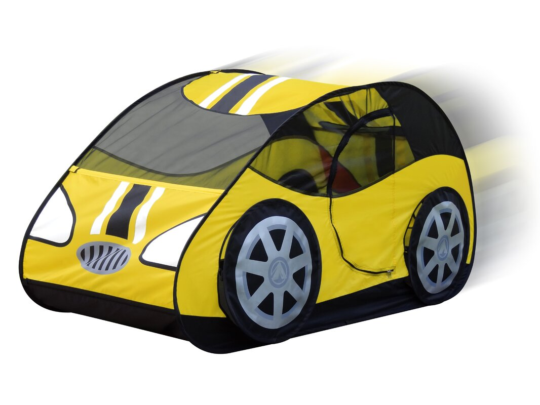 Turbo TX Car Play Tent  sc 1 st  Wayfair : car play tent - memphite.com