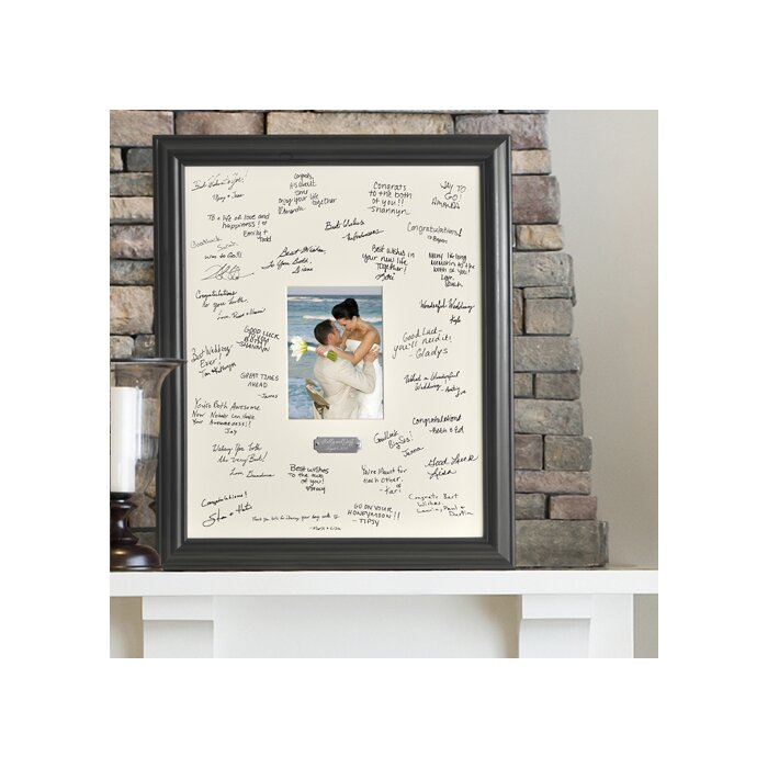 JDS Personalized Gifts Personalized Gift Wedding Wishes Signature ...