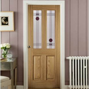 Mackintosh Glazed Panelled Wood Internal Door & Decorative Internal Doors | Wayfair.co.uk