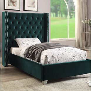 Velvet Beds You Ll Love Wayfair