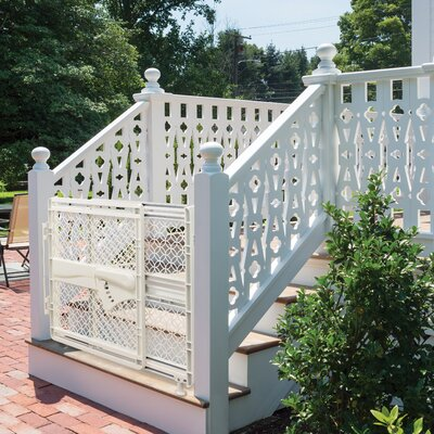 Outdoor Baby Gates You Ll Love In 2019 Wayfair