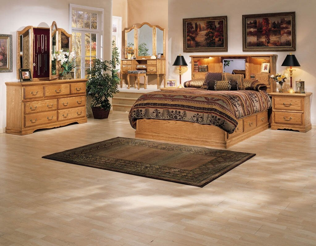 Red Cedar Bedroom Furniture | Wayfair