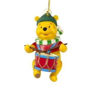 Disney Winnie the Pooh Christmas Hanging Figurine Ornament