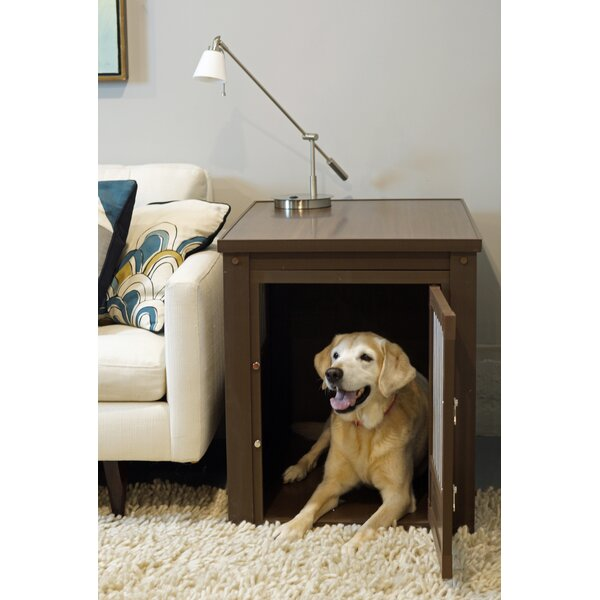New Age Pet New Age Pet Crate End Table Amp Reviews Wayfair