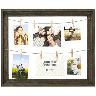 Clothespin Photo Display Wayfair