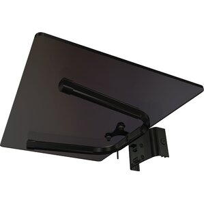 Tempered Glass Shelf for Crimson Carts or Stands by Crimson AV