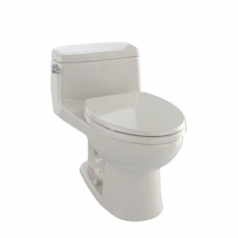 SupremeR Eco 128 GPF Elongated One Piece Toilet