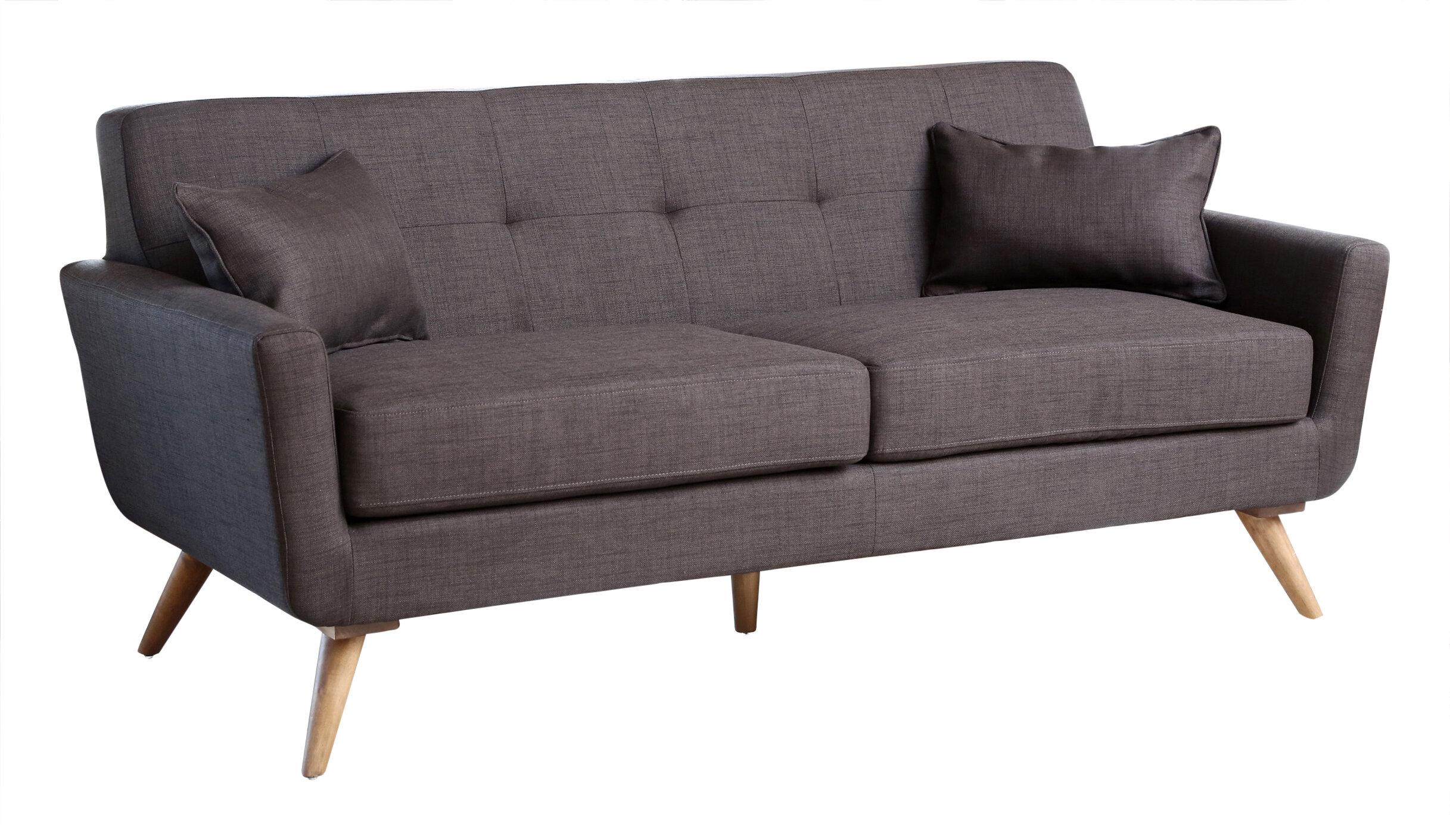 Perfect Langley Street Fresco Tufted Sofa U0026 Reviews | Wayfair