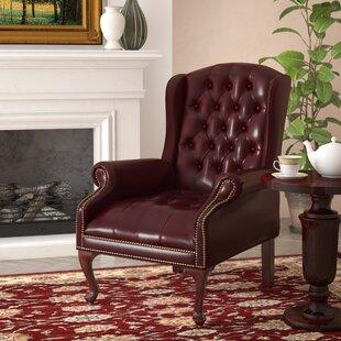 Barrymore Queen Ann Lounge Chair