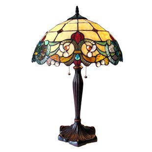 Antiques victorian table lamp wayfair hazelden 16 victorian table lamp aloadofball Choice Image