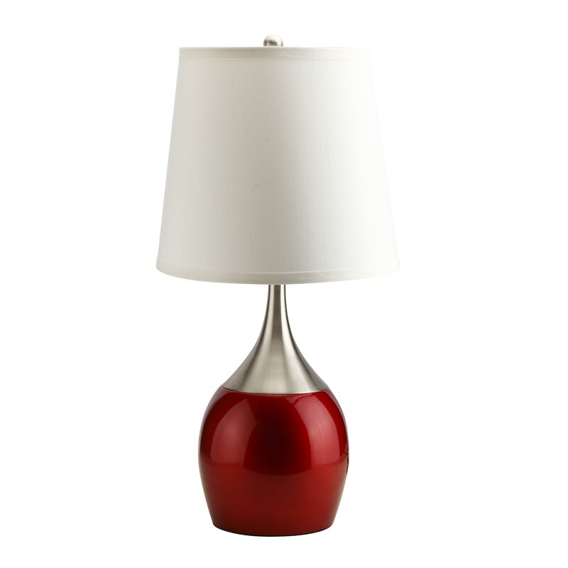 Zipcode Design Alizeh Modern Touch 25 Table Lamp Wayfair