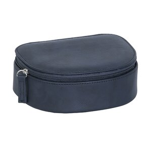 Rowley Faux Leather Travel Case