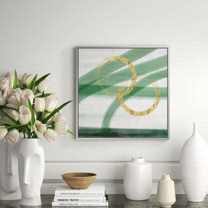 Luxury Abstract Wall Art | Perigold