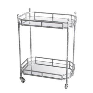 Arrington Metal Bar Cart