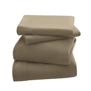 Peak Performance Fleece Sheet Set