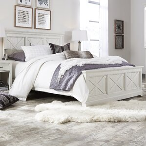 Ryles Panel Bed by Laurel Foundry Modern Farmhouse