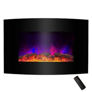 Wall Mount Electric Firepl..