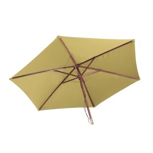 2.7m Traditional Parasol by Urban Designs
