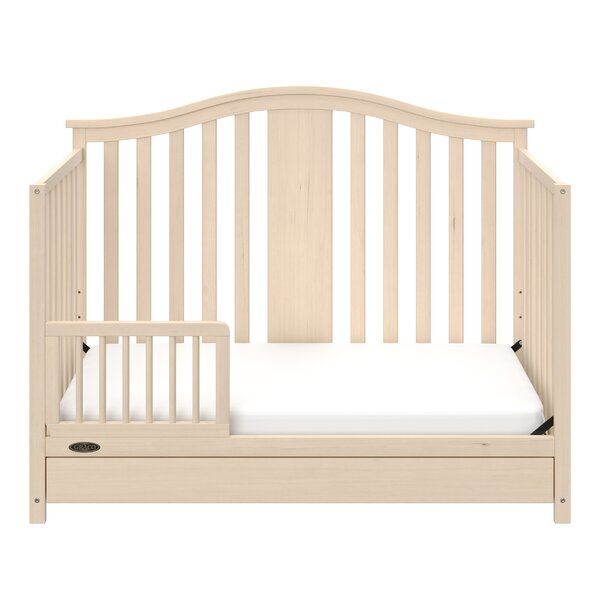 Graco Graco Solano 4 In 1 Convertible Crib With Drawer U0026 Reviews   Wayfair