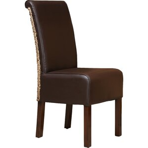 Virginie Wood Parsons Chair (Set of 2) by Bloomsbury Market