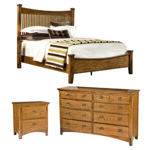 Pasilla Configurable Bedroom Set