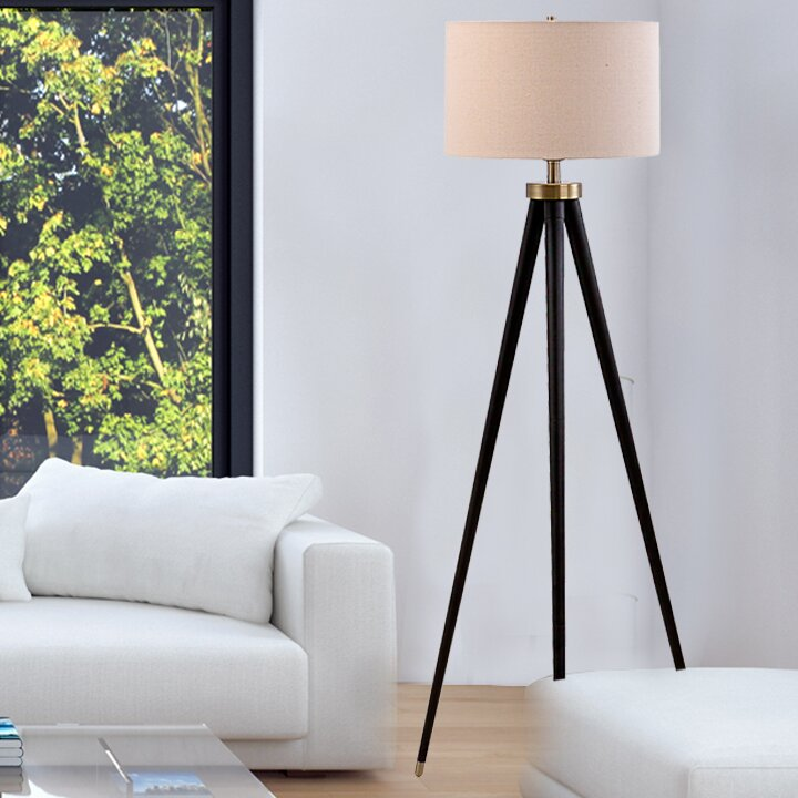 60 25 tripod floor lamp