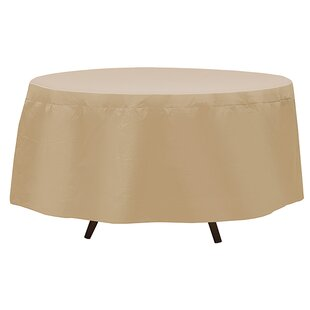 Elasticized Vinyl Table Covers Wayfair