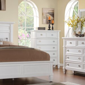Lillias 6 Drawer Chest by Longshore Tides