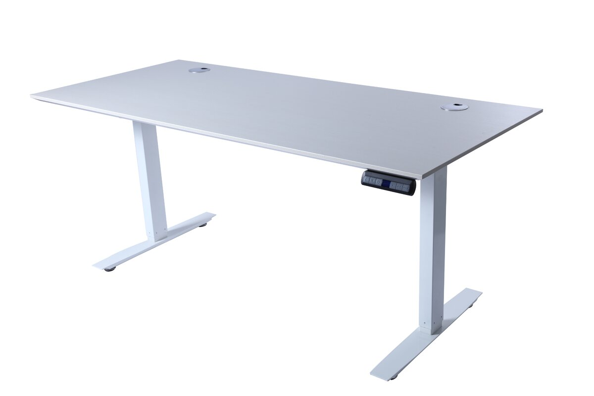 100 Motorized Standing Desk Base Electric Height Adjustable