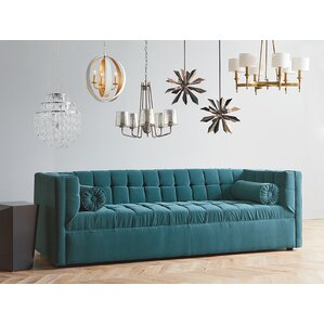 Langford Chesterfield Sofa by DwellStudio
