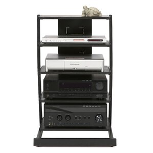 Audio Rack by Latitude Run