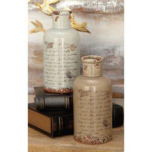 Ceramic Vase (Set of 2)