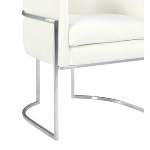 Giselle Grey Upholstered Dining Chair