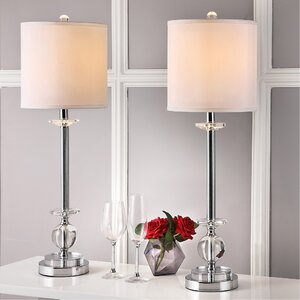 Marla Candlestick 31″ Table Lamp (Set of 2)