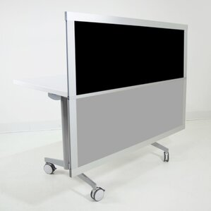 4u0027 privacy and modesty desk divider - Loftwall