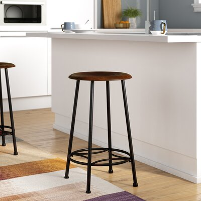 Industrial Counter Height Bar Stools You Ll Love Wayfair