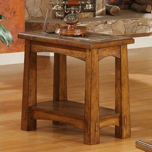 Rexford End Table by Loon Peak