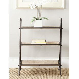 Meighan Low Etagere Bookcase