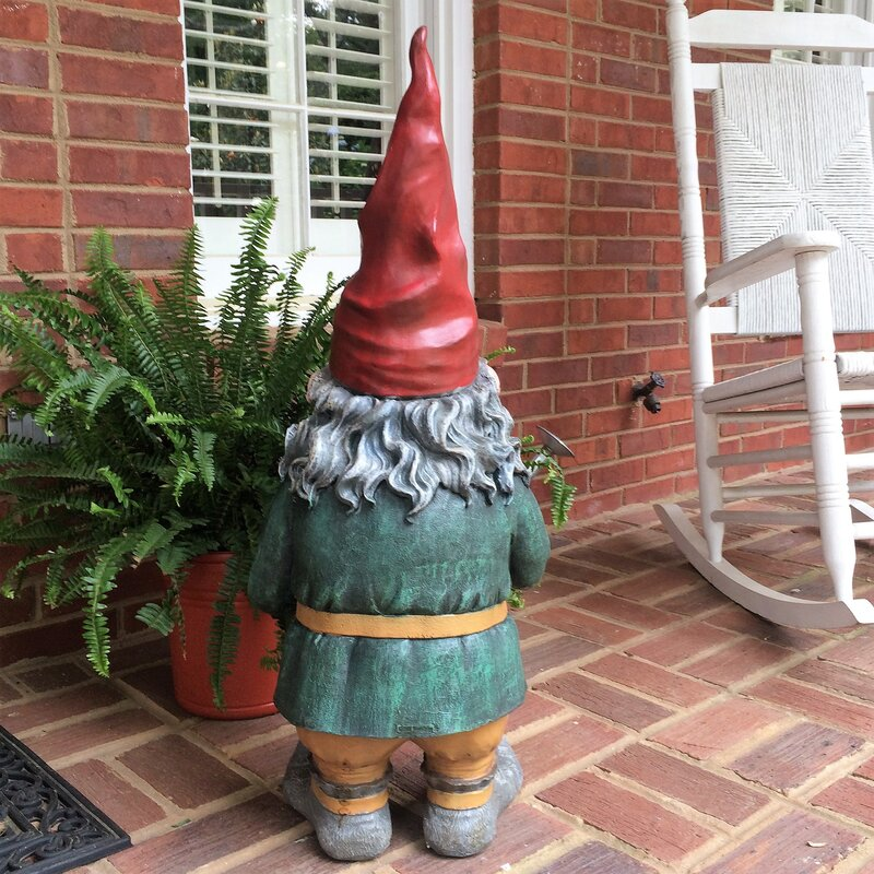 Female Garden Gnomes: Gnomes Of Toad Hollow Zelda The Female Garden Gnome Statue