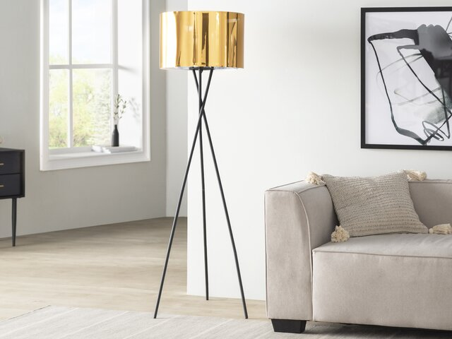 Modern & Contemporary Floor Lamps | AllModern