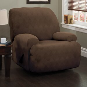 Madden T-Cushion Recliner Slipcover & Recliner Slipcovers Youu0027ll Love | Wayfair islam-shia.org