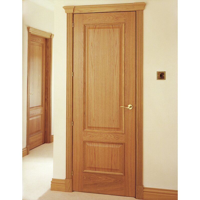 5 Piece Sovereign Unvarnished Architrave Door Accessory Set